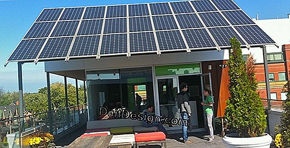 Financing photovoltaic solar panels, what are the possibilities?