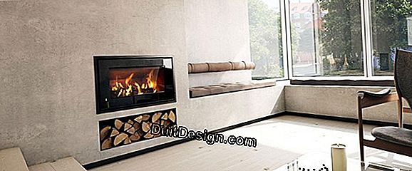 The Scandinavian wood stove
