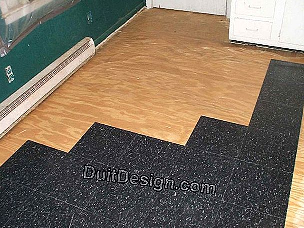 CAN VINYL FLOORING BE APPLIED ON TILES?