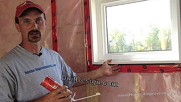 Insulate a casement window