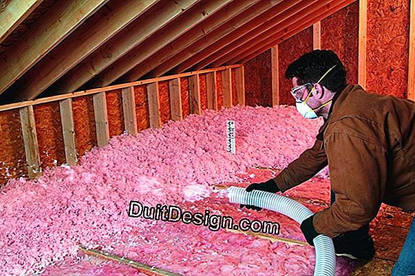 Insulate lost attics: blown wool or polyurethane panels?