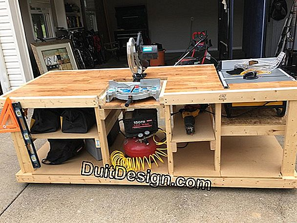 A mobile workbench