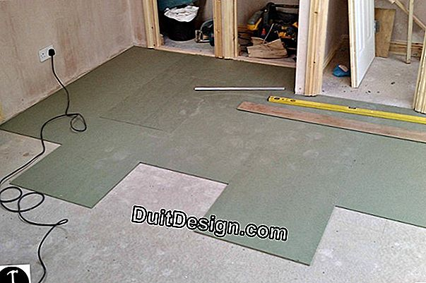 Parquet: type of laying and direction of laying