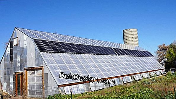 Heating: photovoltaic solar energy