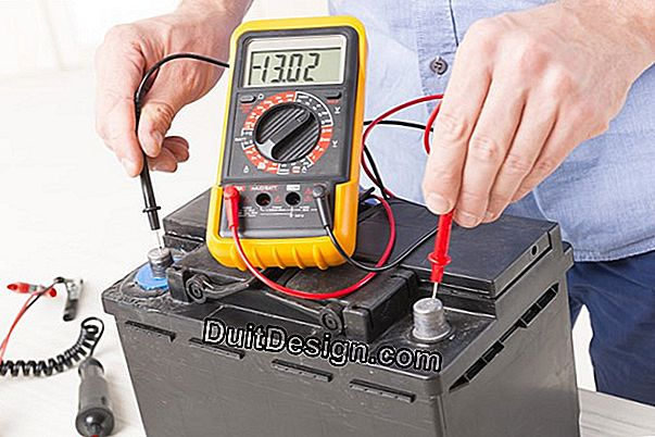 An electrical measuring tool: the multimeter