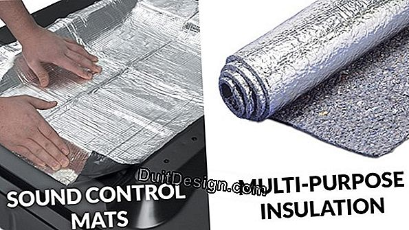 Which insulation for which purpose?