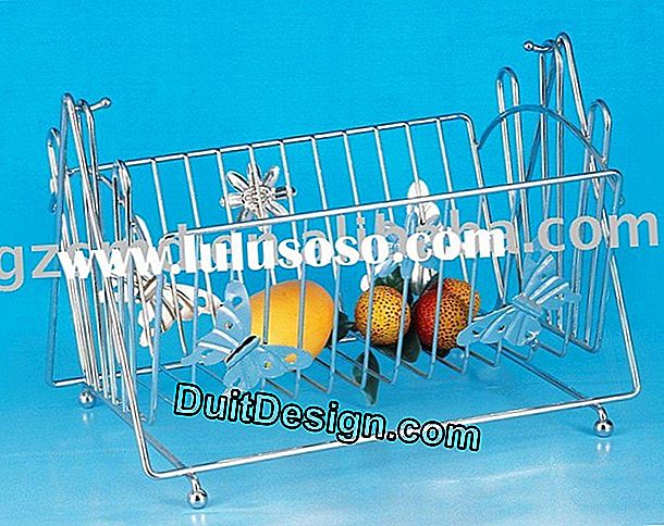 Manufacture of fruit racks and seed boxes