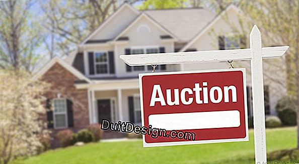 The auction of real estate