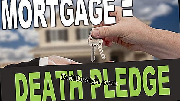 Pledge of a mortgage