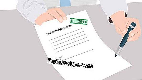 Writing an amendment to the lease agreement