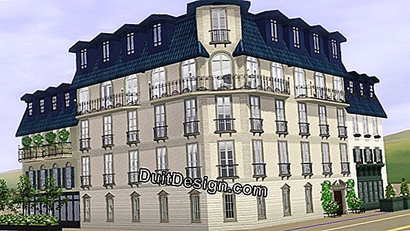 How to build a Haussmann style apartment?