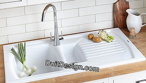 What support for a ceramic sink?