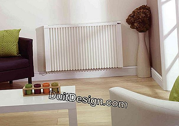 Complete a gas central heating