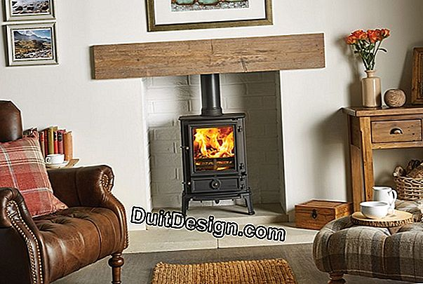 Choosing a Wood Heating System: The Open Fireplace