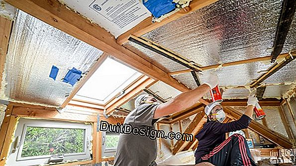 Can we add an insulation blown on a roll insulation in the attic?