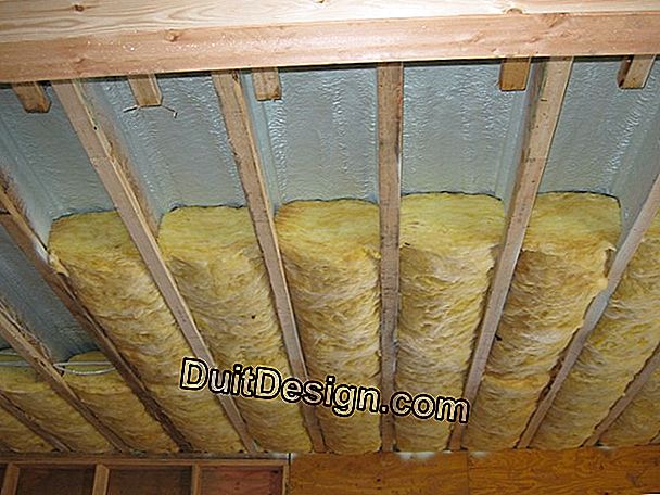 UNISO exterior insulation manufactured by MYRAL