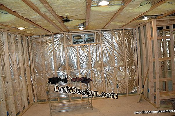 Insulate walls not straight from the inside with the Optima system