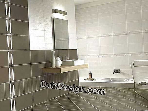 Choose a wall tile