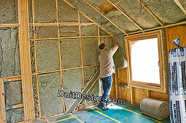Insulate with Optima system walls