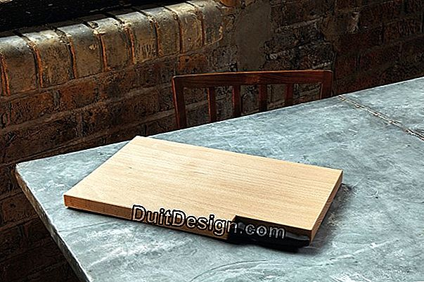 Make a breadboard in beech