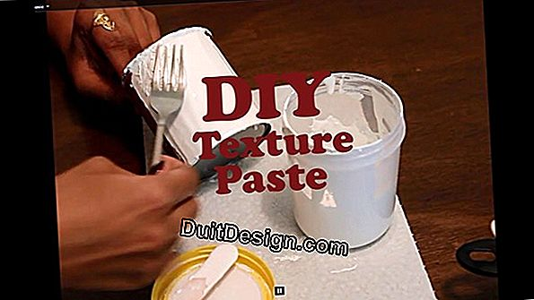 Make your paste