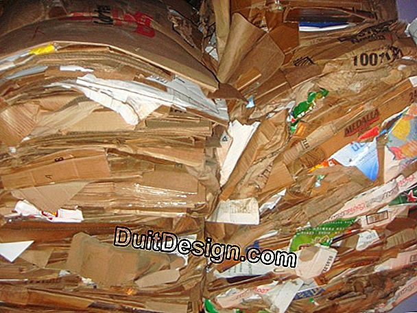 Can we sell paper, cardboard, metals to recycle?