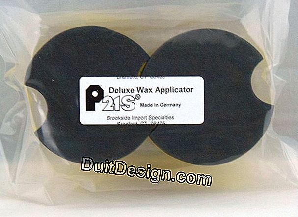 Where to find applicator pads in mohair?