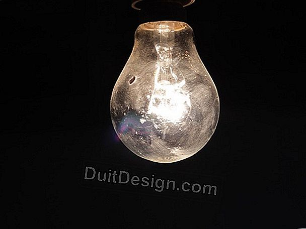 Light bulbs: selection and choice of lighting equipment