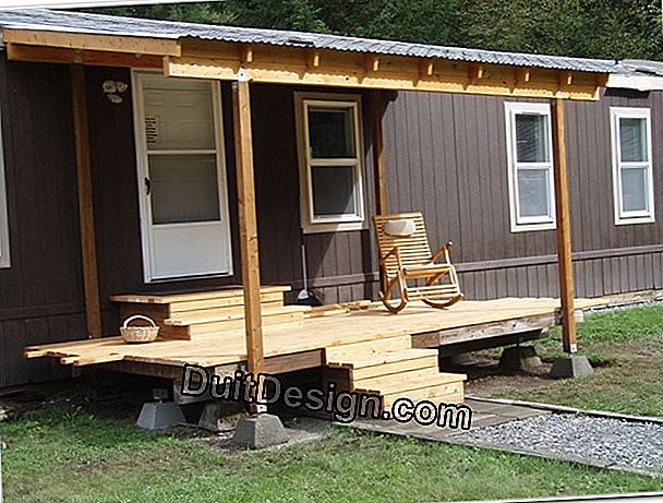 How to build a mobile home?