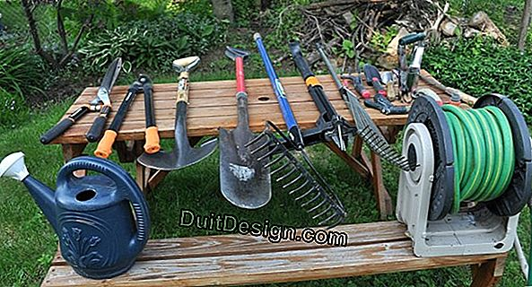 10 Tools needed for gardening