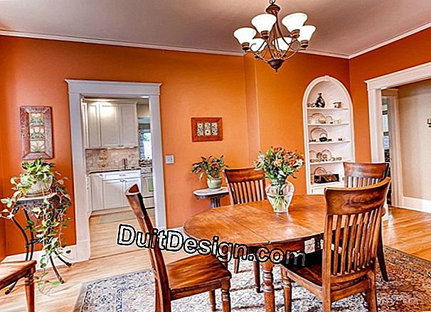 Colors to avoid in a room