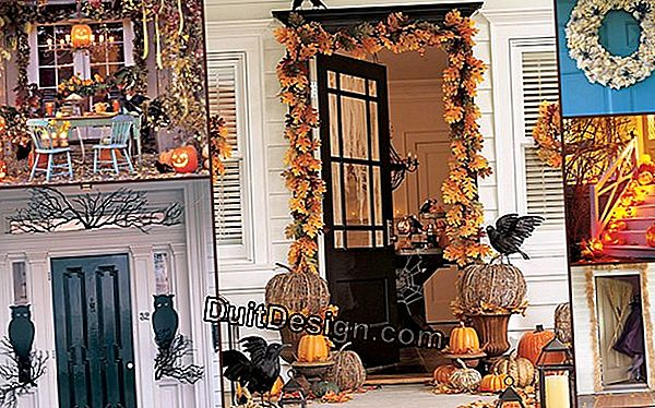 Halloween: some ideas for decorating your home