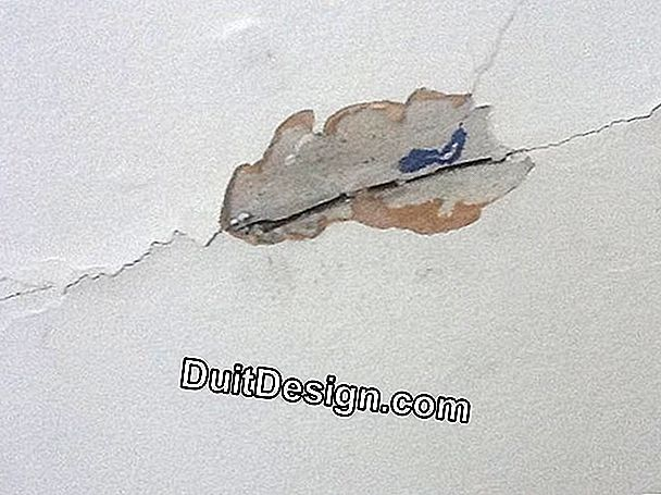 How to fix a damaged wall