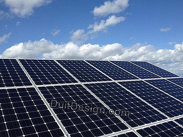 How profitable for photovoltaic panels?