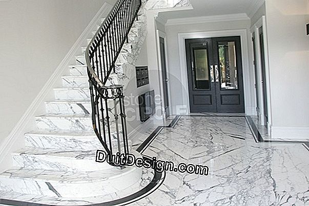 How to cover a granite staircase?