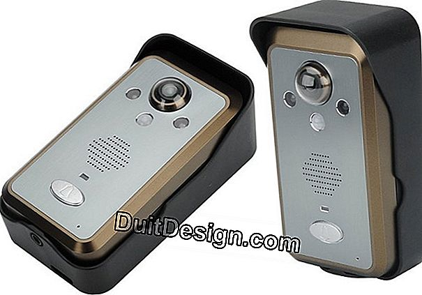 Outdoor projectors with motion detector