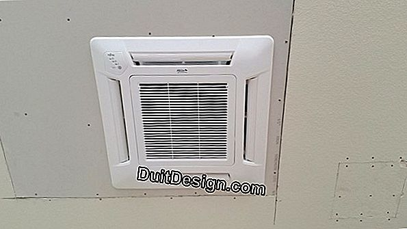 Quote for the installation of a heat pump
