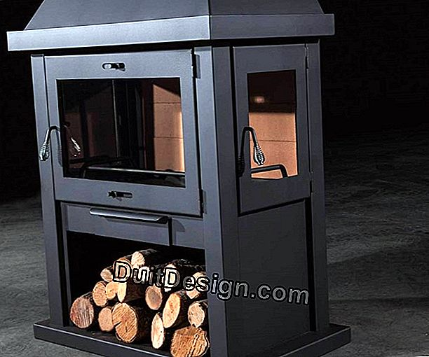 What price for a pellet stove and its duct?