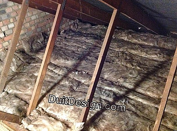 Should we keep the old insulation or not?