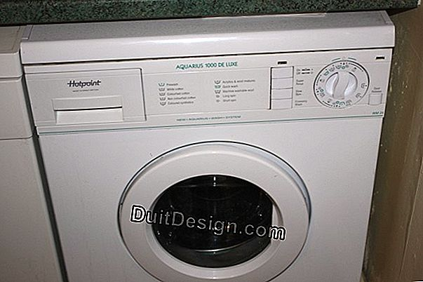 Problems with washing machines
