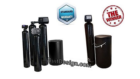 Choose a water softener