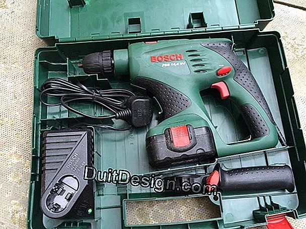 What do you think of the drill BOSCH PSB 750 RCA?