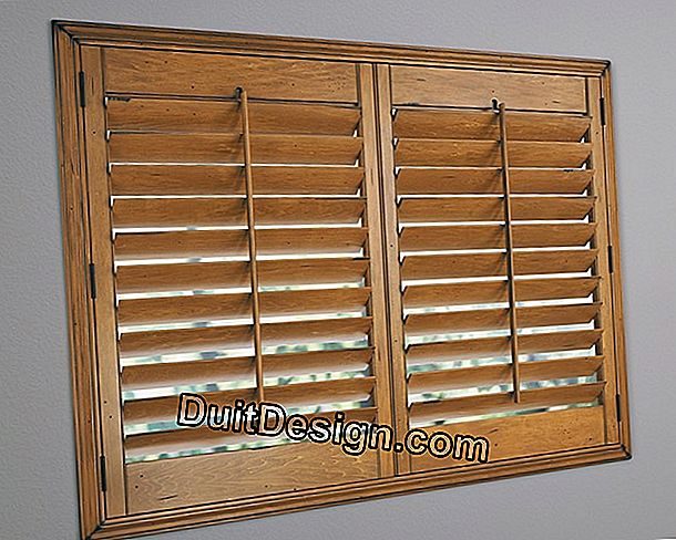 Aluminum shutters or projection shutters?