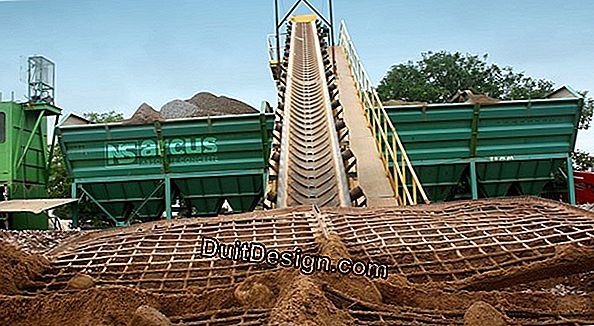 Ready-to-use concrete (BPE)