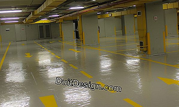Resin, epoxy or polyurethane flooring