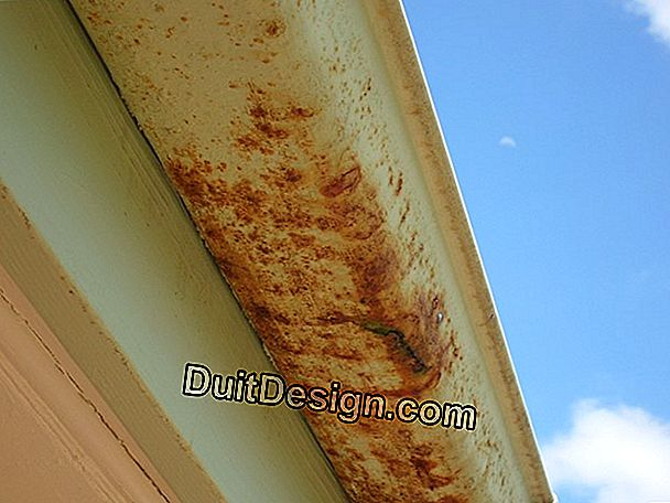 Rusty Gutters: Causes and Solutions