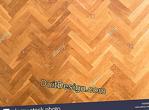 How to sand a parquet?