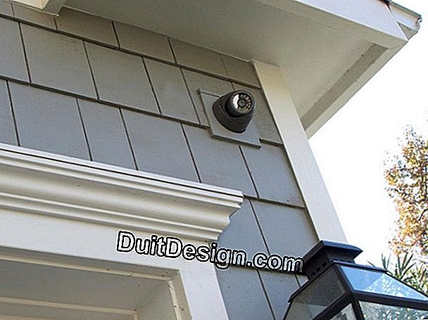 IP cameras to secure your home