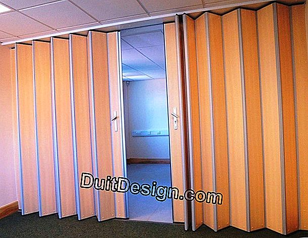 Accordion partitions