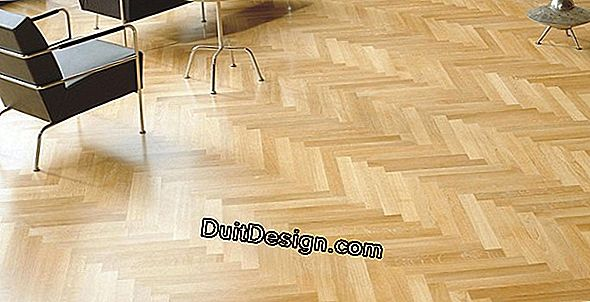 Patinas for wooden parquet